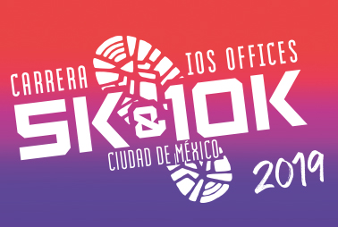 Carrera 5K y 10K IOS Offices CDMX