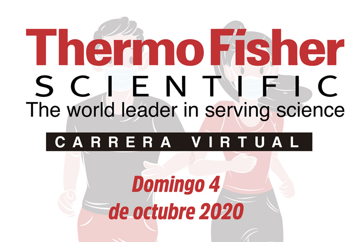 THERMOFISHER SCIENTIFIC CARRERA VIRTUAL 2020 *EXCLUSIVO EMPLEADOS*