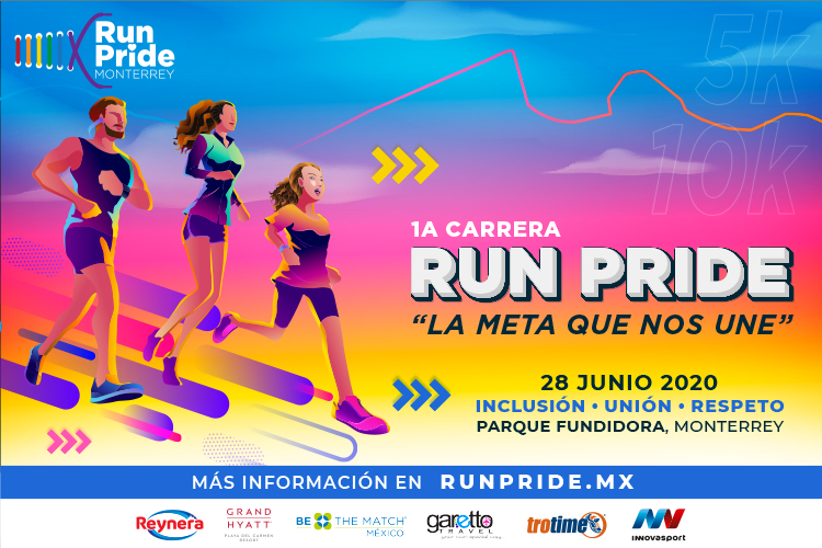 CARRERA RUN PRIDE 2020