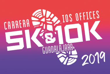 Carrera 5K y 10K IOS Offices GDL