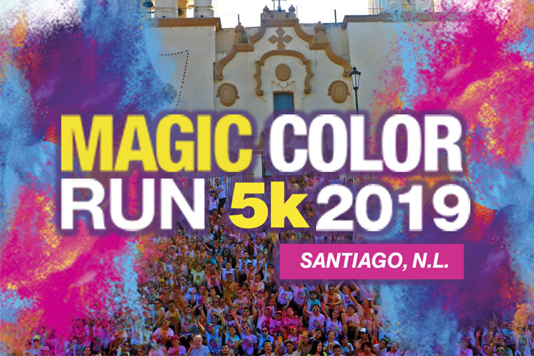 MAGIC COLOR RUN 5K 2019
