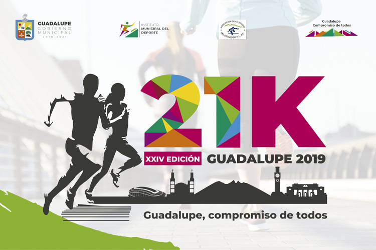 21K GUADALUPE 2019
