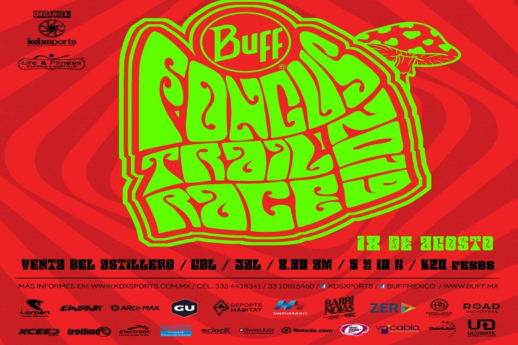 BUFF® FONGUS TRAIL RACE 2019