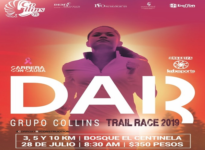 CARRERA DAR-GRUPO COLLINS® TRAIL RACE 2019