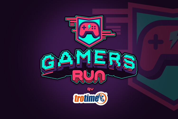 GAMERS RUN BY TROTIME (VIRTUAL RACE)