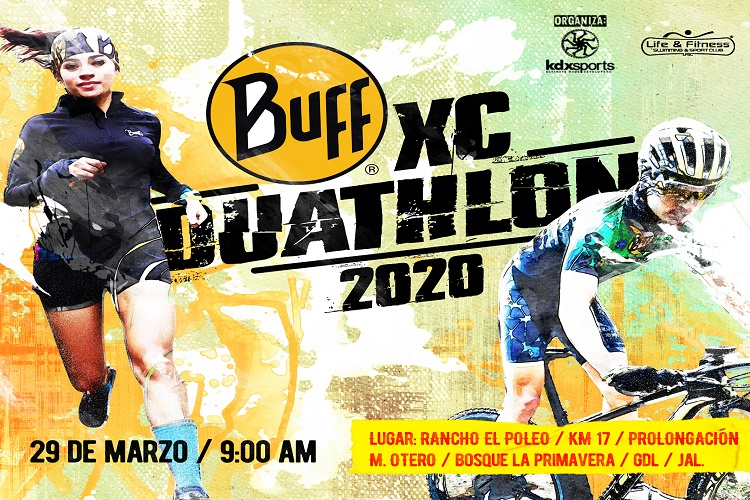 BUFF XC DUATHLON 2020